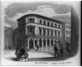 Harper's, Illustration of Broad at East Bay