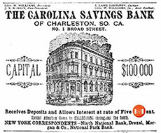 The Garolina Savings Bank